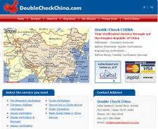 Double Check China